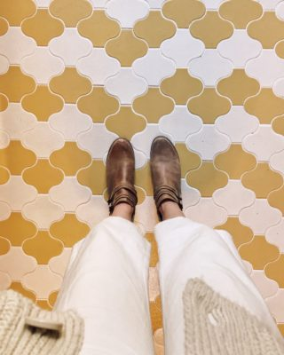 Tile School: How to Choose Your Floor Tile