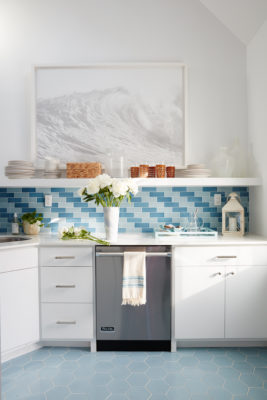 Floor Tile: Step up your Kitchen Style