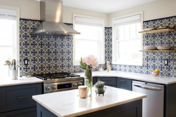 Top 10 Bold Kitchen Tile