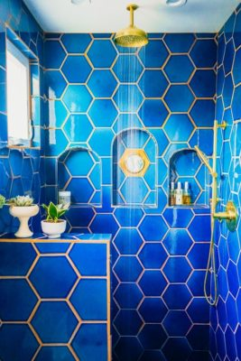 Shower Tile: 7 Pony Wall Styles