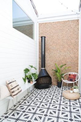 3 Patio Tile Trends to Take Outside