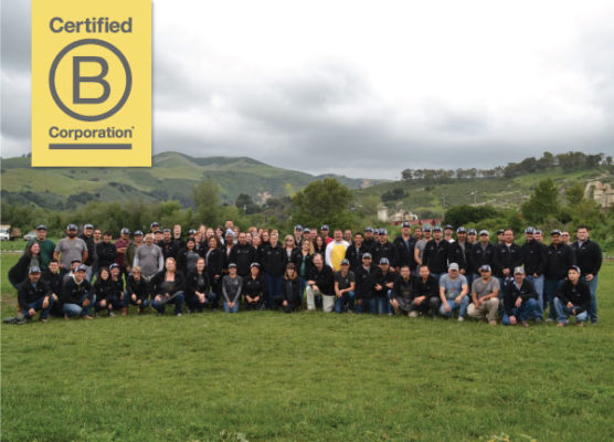 The Benefit of B Corp Change