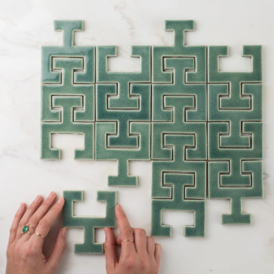 Design Trends: Tiling with Our Runway Collection