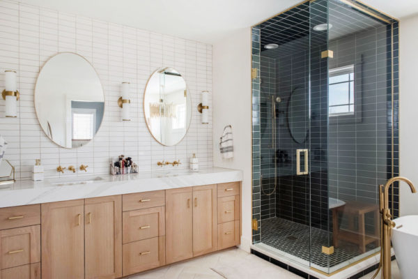 Project Spotlight: Two-Tone Master Bath