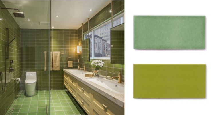 Color Spotlight: Soothing Greens