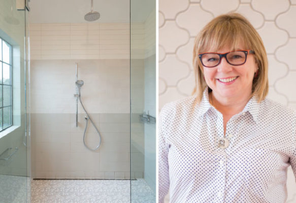 Installation Stories: Our Showroom Designer's Masterbath Makeover