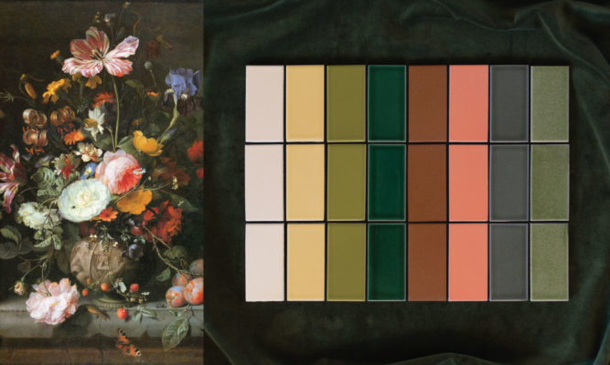 Stories: Dutch Masters Palette