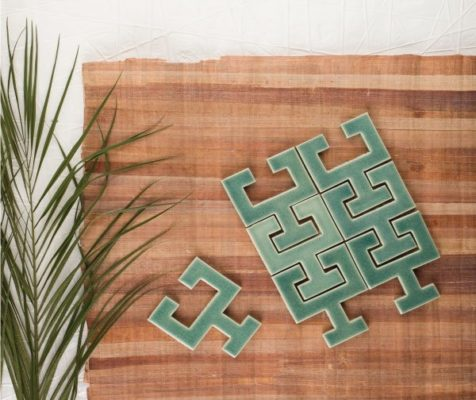 Tile Color Spotlight: Deep Dive into Sea Foam Tile