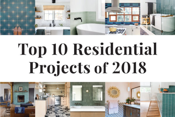Top 10 Residential Projects of 2018