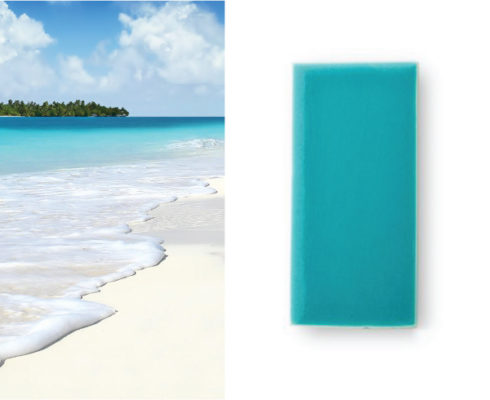 Tile Color Spotlight: Go Beach Chic with Lagoon