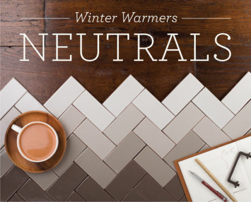 Design Trends: Warm Up With These 4 Neutrals