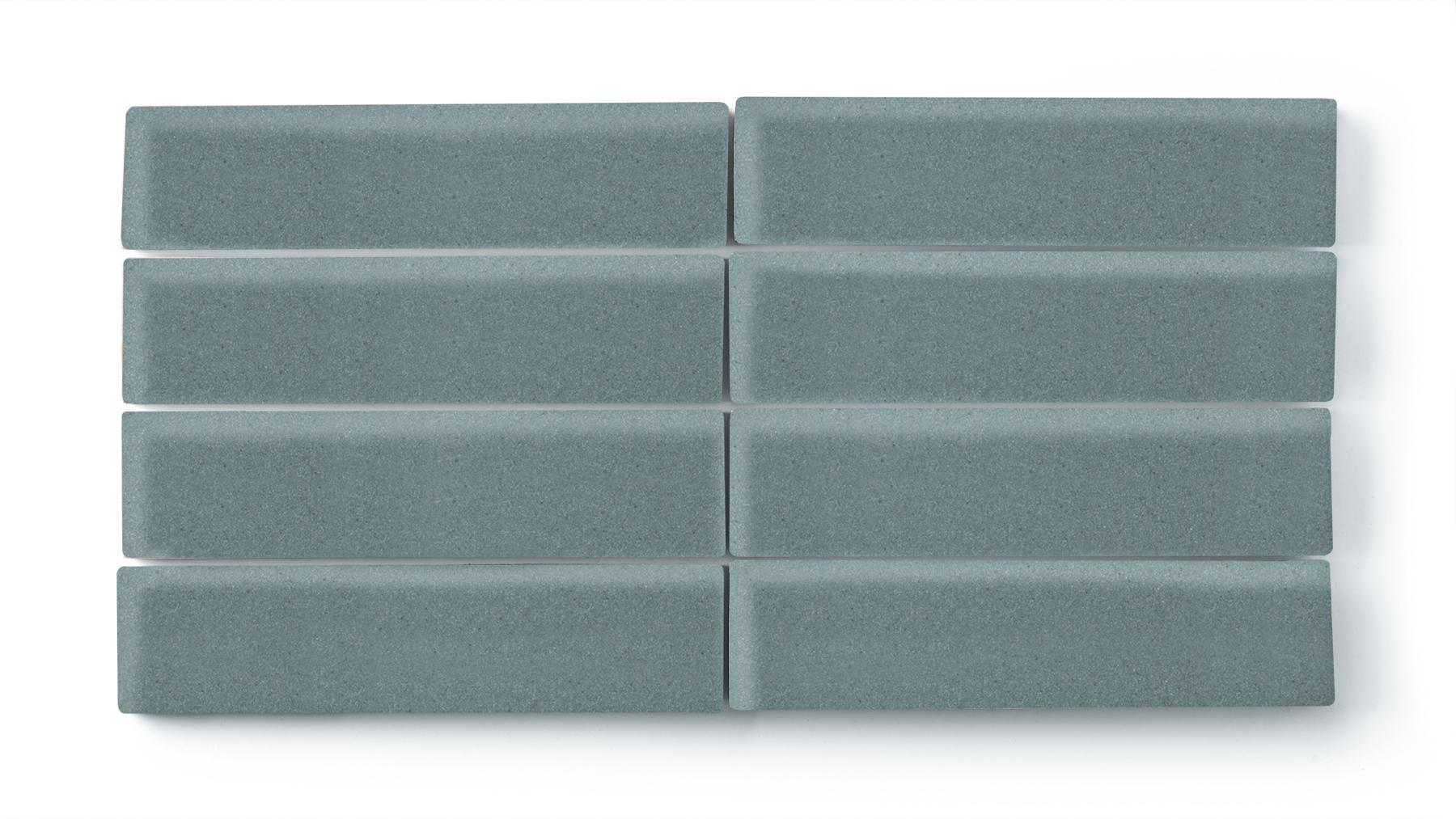 2 x 8   Flagstone   Fireclay Tile