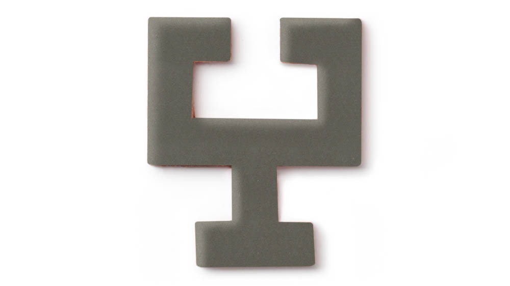 Chaine Femme Iron Ore Fireclay Tile