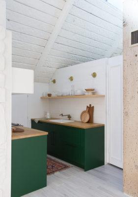 Sarah Sherman Samuel: A-Frame Kitchen Reveal
