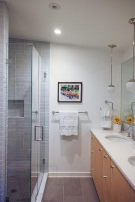 Modern Bathroom in Moonshine