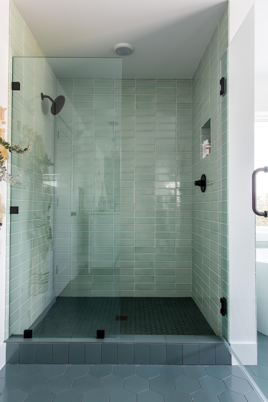 Fresh Exchange Fireclay Tile Master Bath