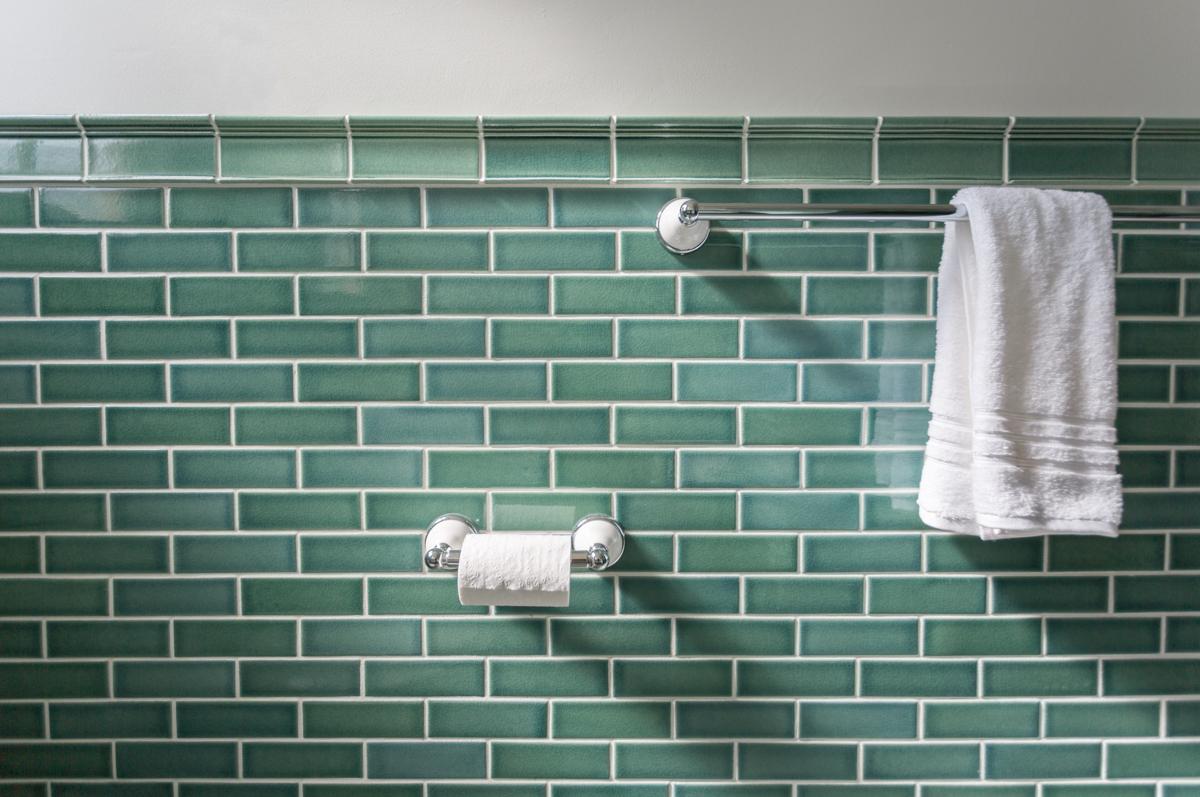 Tile School: Bathroom Wall Tile Height, How High ...