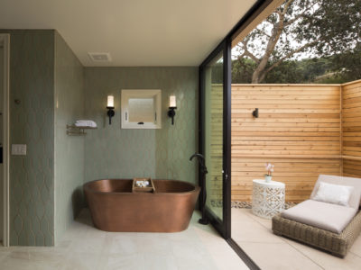 Bernardus Lodge & Spa Bathroom