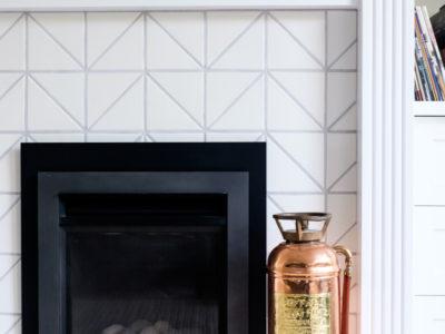 Triangle Tiles, Fireside