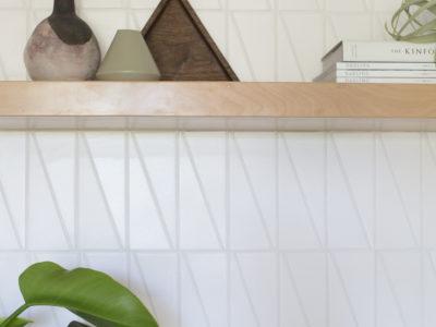 Turlock Showhouse: Scalene Triangle Laundry Room