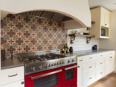 Fireclay Feature: Paul Burns' Mediterranean Kitchen Remodel