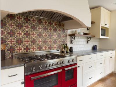 Fireclay Feature: Paul Burns' Mediterranean Kitchen Remodel