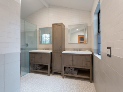 Our Showroom Designer's Bathroom Renovation