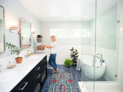 Jen Pinkston's Must-Have Master Bath Remodel