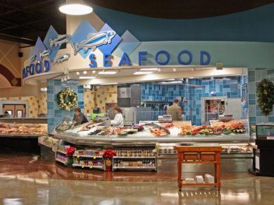 Ocean Blue Supermarket