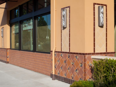 Sunny Commercial Exterior
