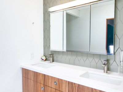 Destination Eichler: Guest Bathroom