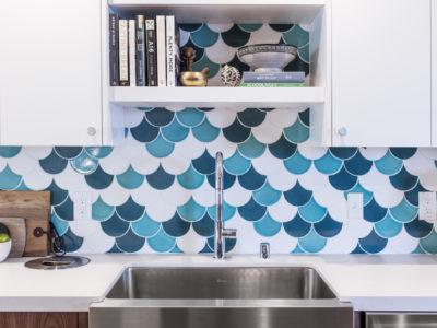 Make It Mosaic: Ogee Drop Kitchen