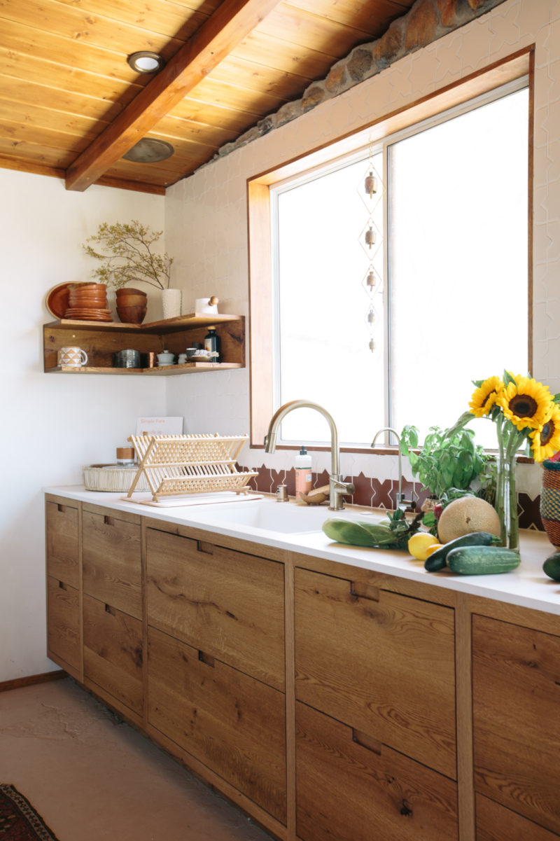 The Joshua Tree House Fireclay Tile