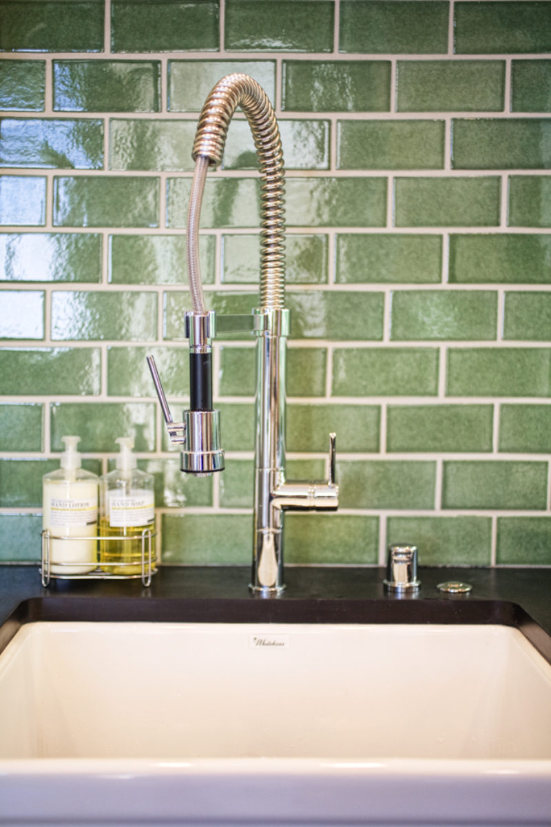 Eco Friendly Backsplash Fireclay Tile