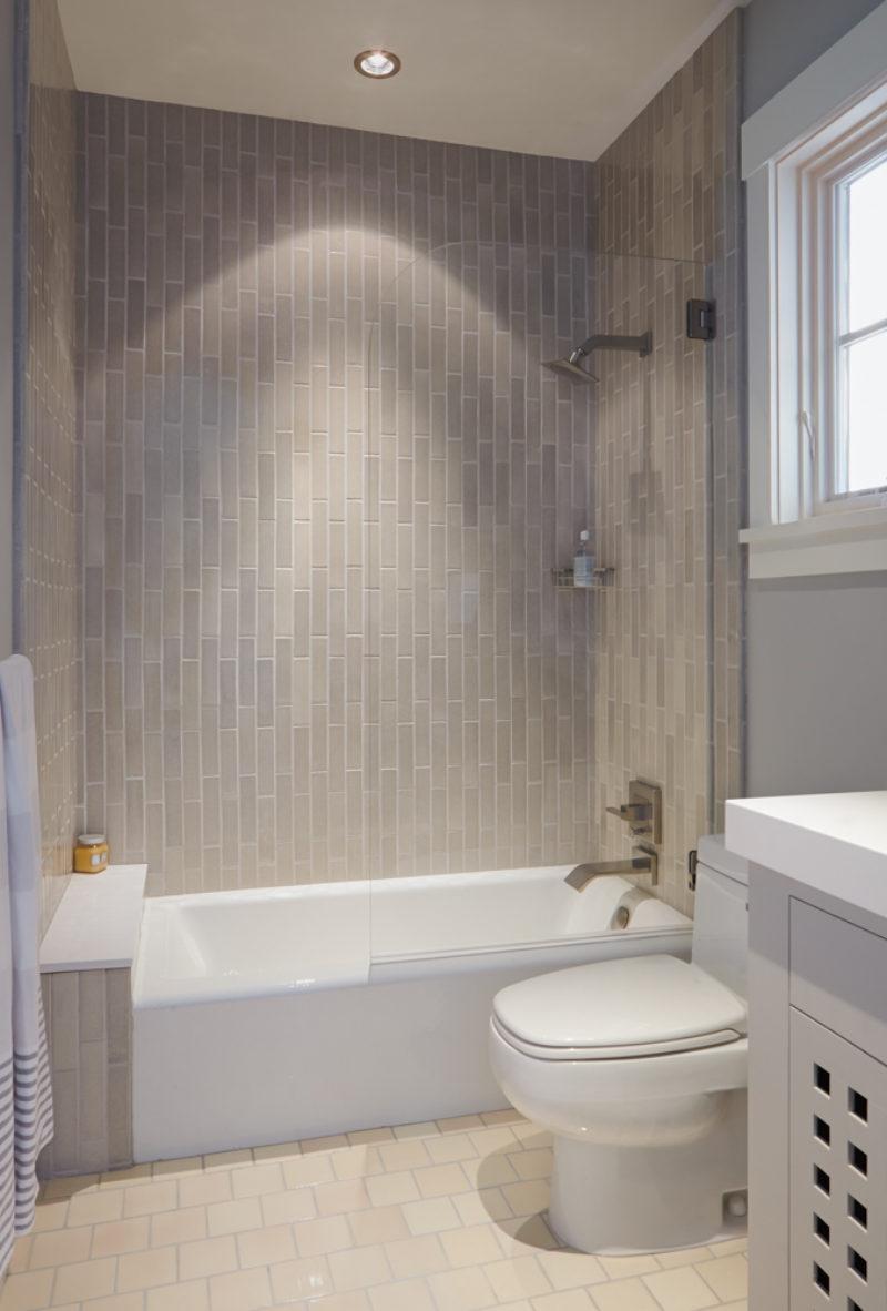 Verticale Tegels In De Badkamer Op Vijf Manieren Alles Om Van Je Huis Je Thuis Te Maken Homedeco Nl