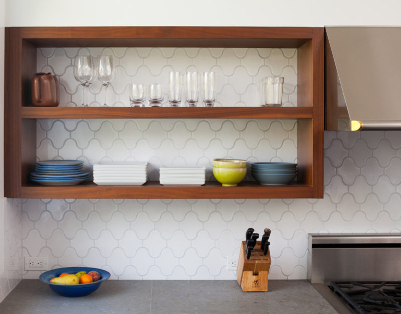 Clean Amp Contemporary San Francisco Kitchen Fireclay Tile