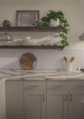 Cambria Quartz's Winning Kitchen Install