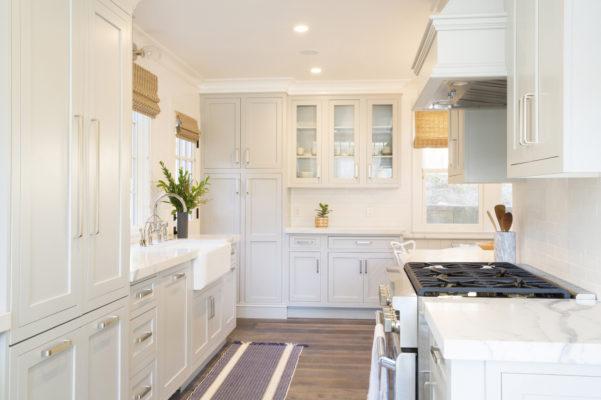 Calcite Kitchen backsplash