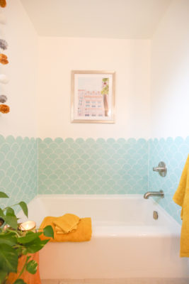"""A Kid's Bath that's """"Lovely Indeed"""""""