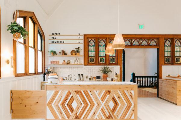 The Assembly: Bar + Kitchen Backsplash