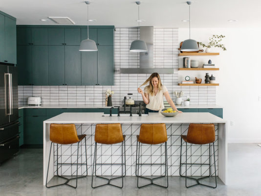 The Effortless Chic Kitchen Reveal