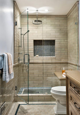Classic and Neutral Bathroom