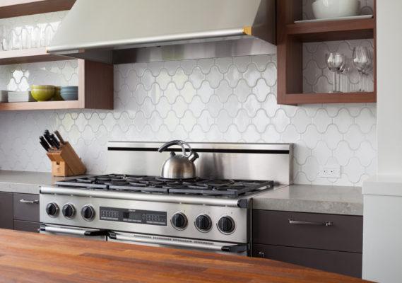 Clean & Contemporary San Francisco Kitchen