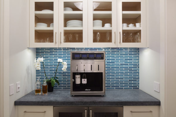 Refreshing Blue Pantry