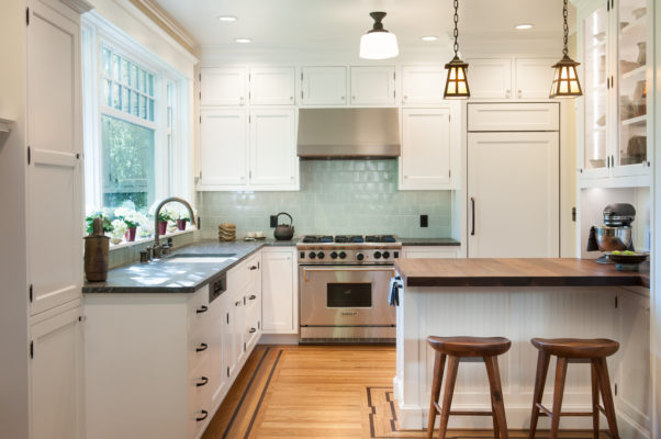 Craftsman Kitchen Refresh