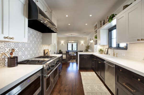 KJM Interiors: Kasbah Trellis Kitchen