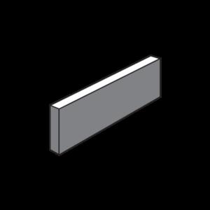 Glazed Short Edge