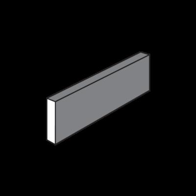 Glazed Long Edge