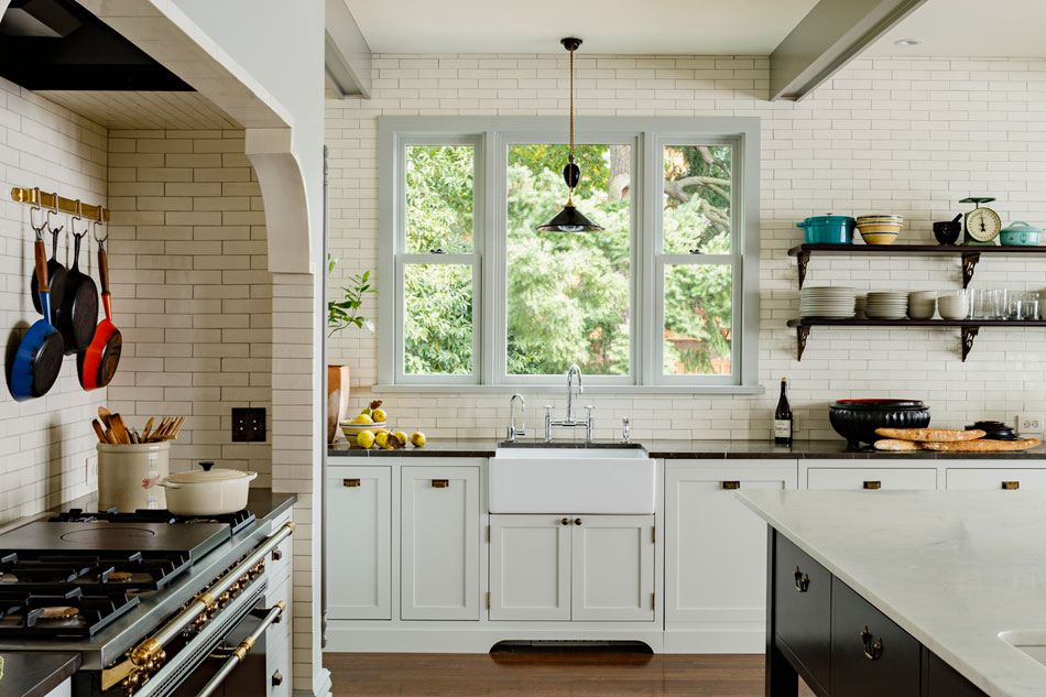 Tile By Style A New Era For Victorian Kitchen Fireclay