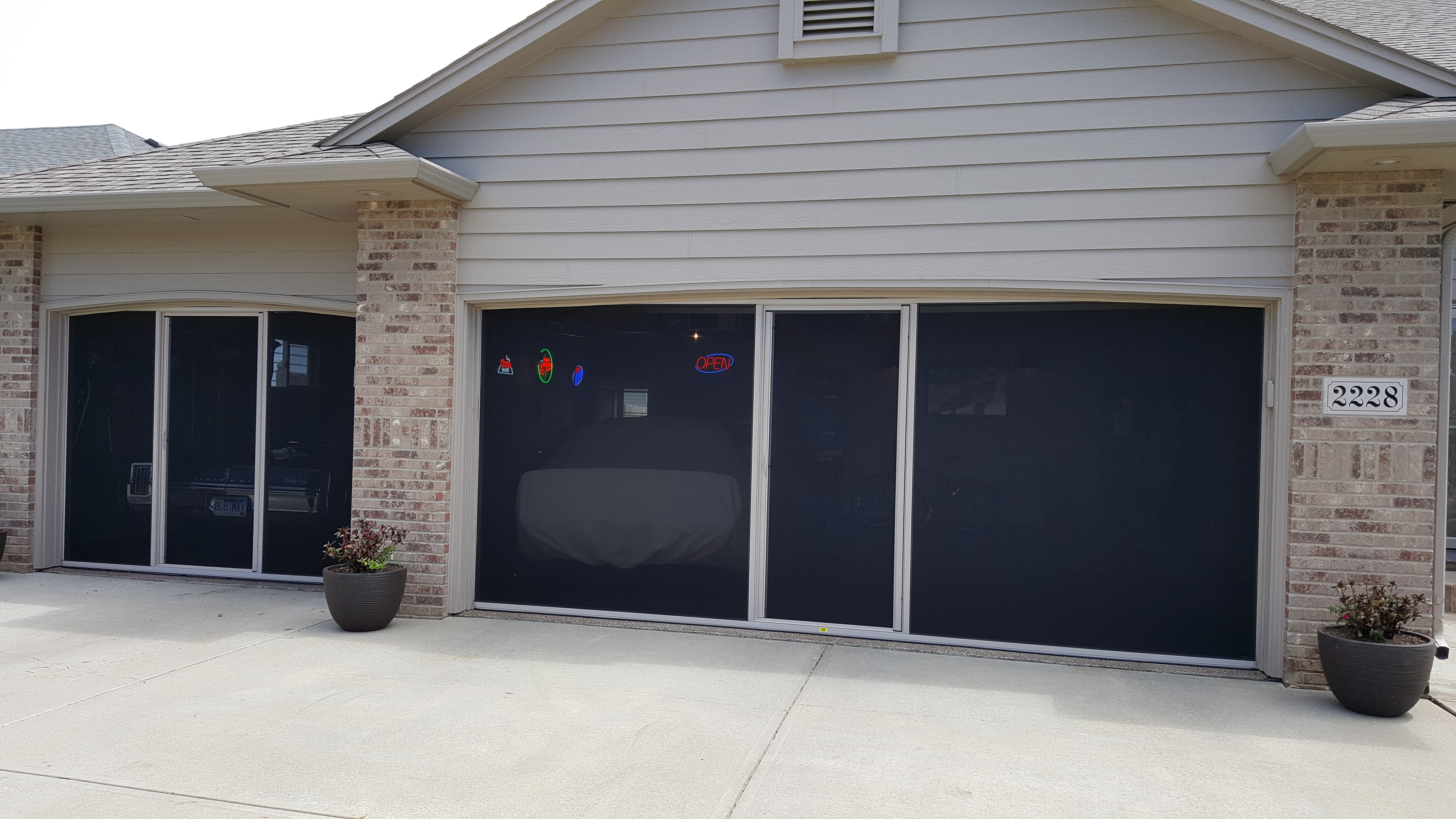 property doors falls garage full image sd woods sioux brewster in whispering estate st real of e